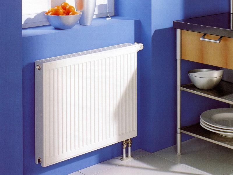 Радиаторы с нижним подключением